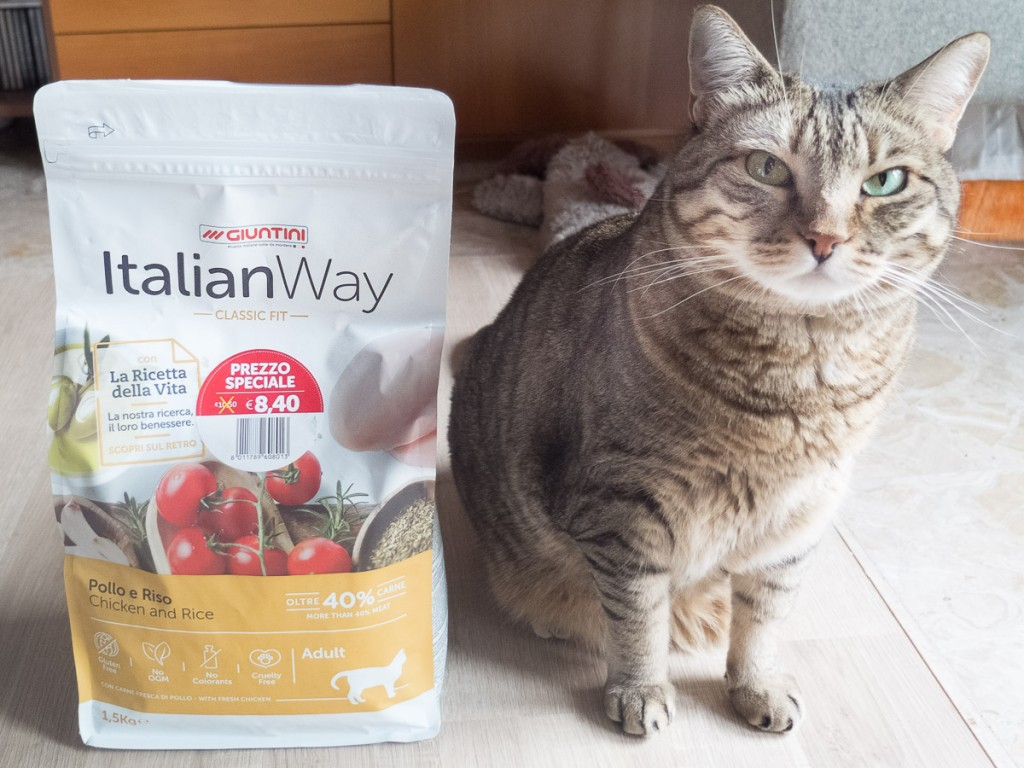 italianWay pet food